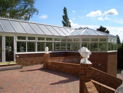 Combination or P Shaped Conservatory