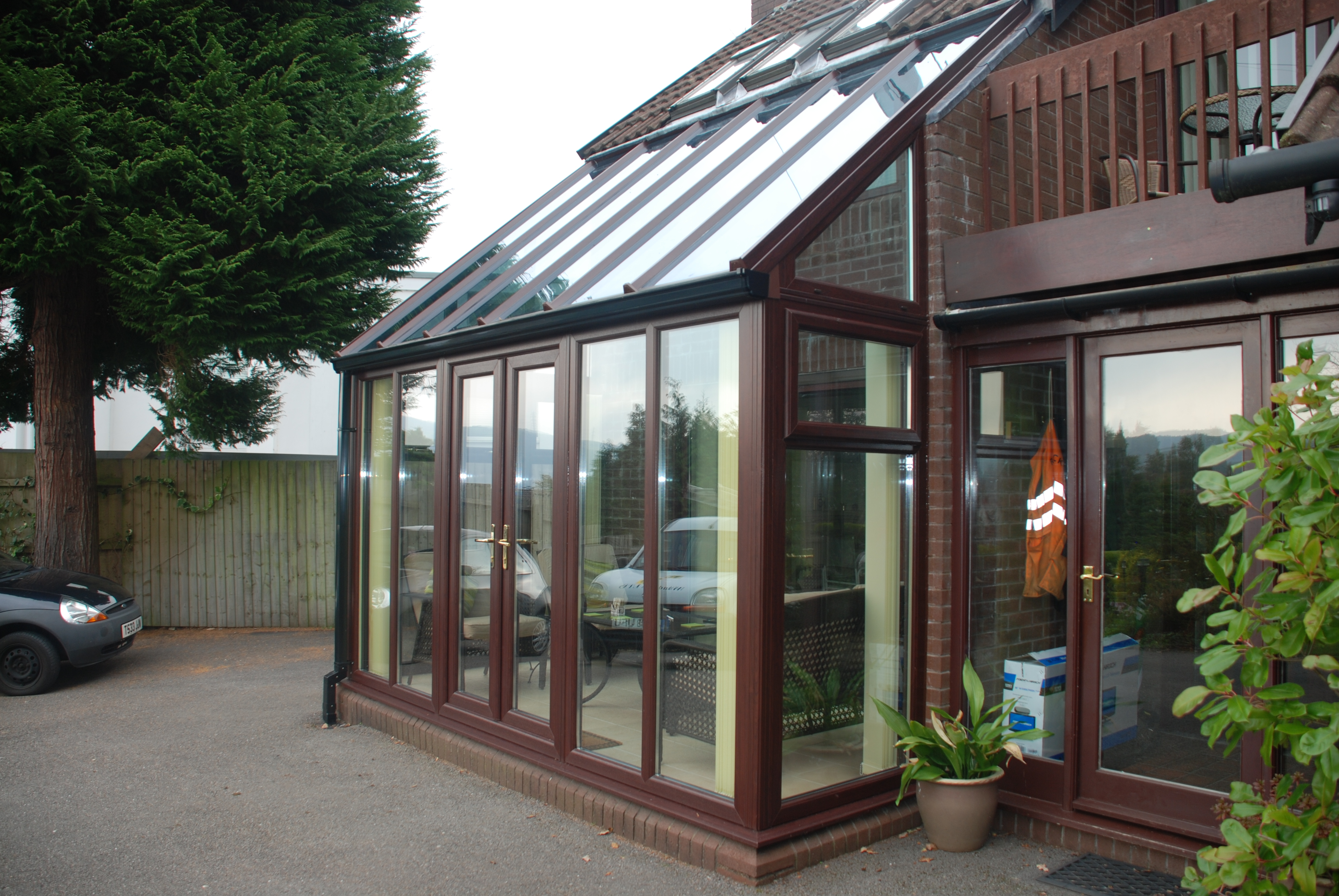 Lean to conservatory otp supplies otp supplies for Lean to garden room