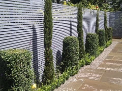 Composite Fencing & Cladding