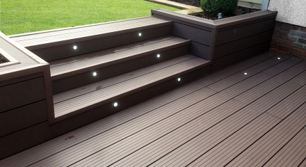 Composite Decking & Cladding